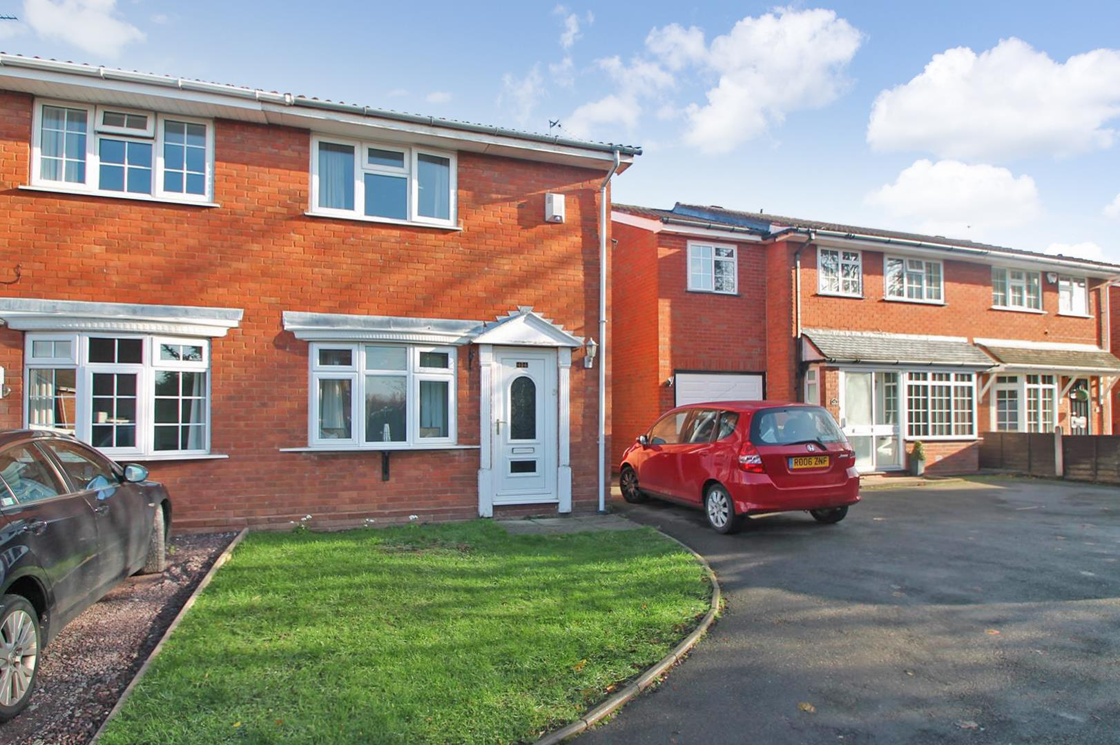 Ansty Drive, Cannock